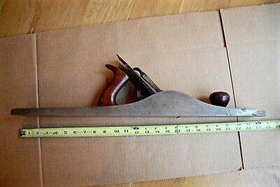 Vintage Stanley No. 8 Jointer Plane 1922-1941. Good Condition. Woodworking. Tool