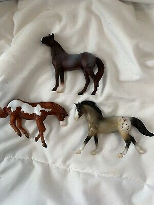 Breyer Stablemate Lot Of Three