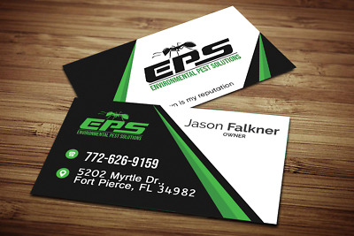 READY to PRINT  Business card design in 24hr DOUBLE SIDE