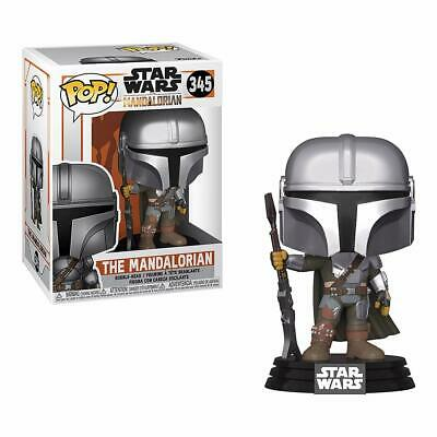 Pop! Star Wars The Mandalorian The Mandalorian #345 Vinyl Figure Funko