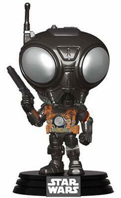Pop! Star Wars The Mandalorian Q9-Zero Vinyl Figure Funko