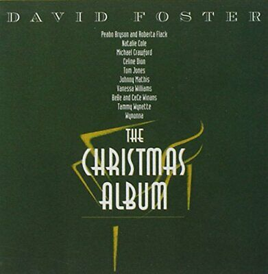 David Foster - Christmas Album - David Foster CD 5VVG The Cheap Fast Free Post