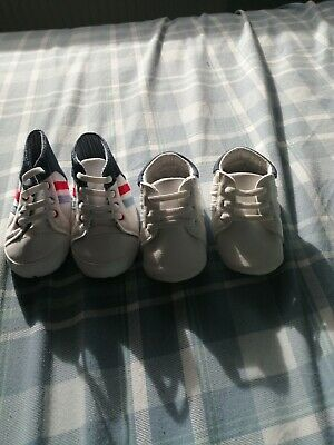 Baby boy shoes size 2