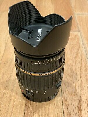 Tamron 18-200mm f/3.5-6.3 LD Di-II XR Aspherical AF IF Lens For canon