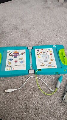 LeapFrog LeapStart Primary School Interactive Learning System with 3 books