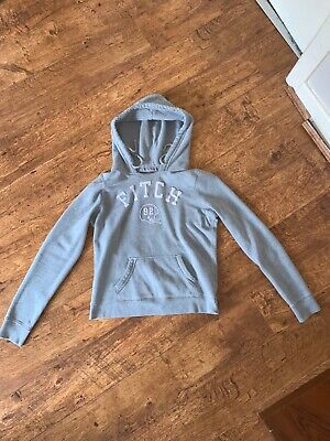 Abercrombie And Fitch Girls Grey Hoodie Size M