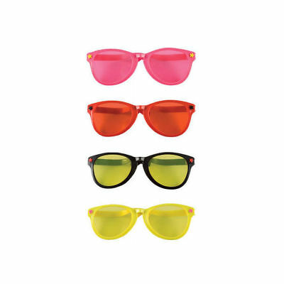 ROTE XL PARTY BRILLE Karneval Party Sonnenbrille Riesenbrille Partybrille 00536
