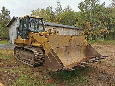 Cat 963 C  Crawler Track  Loader Dozer Excavator Caterpillar High Lift