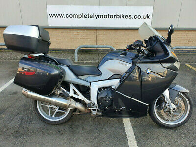 BMW K1200 GT ABS 2006 Heated Grips Heated Seat Full Luggage