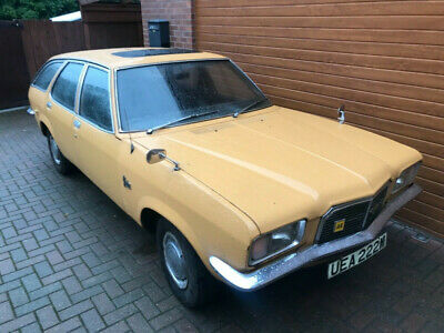 Vauxhall Victor Fe 1973 Estate One Owner From New 51432 Miles Covered