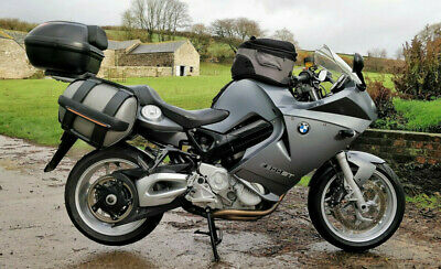 2006 BMW F800ST ABS ONLY 20435mls ONE OWNER VERY FULL BMW SERVICE HISTORY