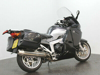 2007 57 plate BMW K1200 GT ABS 48k miles with luggage panniers K1200GT K 1200GT