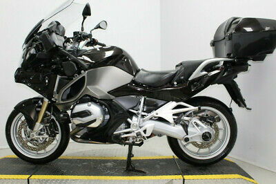 2014 Bmw R 1200 Rt Damaged Spares Or Repair No Reserve 21661