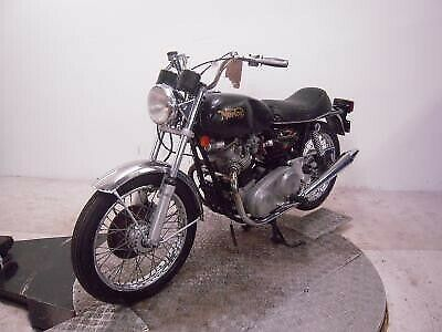 1974 Norton 850 Commando Unregistered US Import Classic Brit Restoration Project