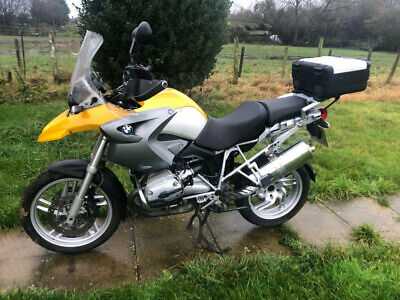 bmw gs 1200 2005 hpi clear