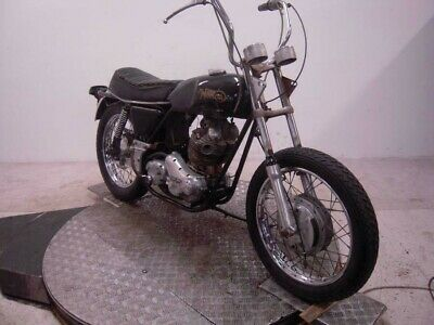 1971 Norton 750 Commando Unregistered US Import Barn Find Classic Restoration