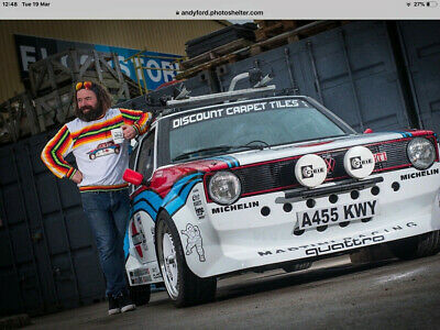 Custom mk1 golf Audi 1 8 turbo Quattro 4x4 rally club sport