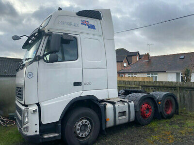 2011 Volvo fh 500