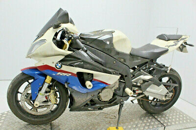 2010 BMW S 1000 RR Spt ABS DTC DAMAGED SPARES OR REPAIR NO RESERVE 22042