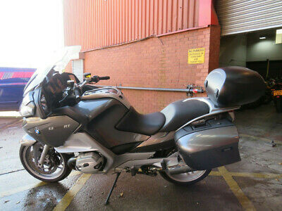 2013 Bmw R1200Rt R1200 Rt Se Tourer Grey Nationwide Delivery Available