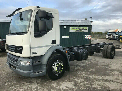 DAF LF55 Chassis Cab