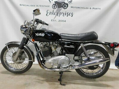 1972 Norton 750 Commando Combat 1606 FREE SHIPPING TO ENGLAND UK