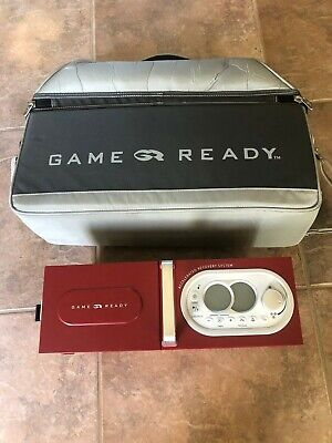 Game Ready Cold Therapy Unit with Carry Case
