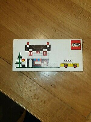 Vintage Lego Box Only