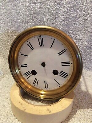 19th Century R&Co French Clock Movement – Spares / Repair SM 10