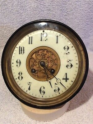 19th Century Japy Freres HY Marc French Clock Movement – Spares / Repair S.M 12