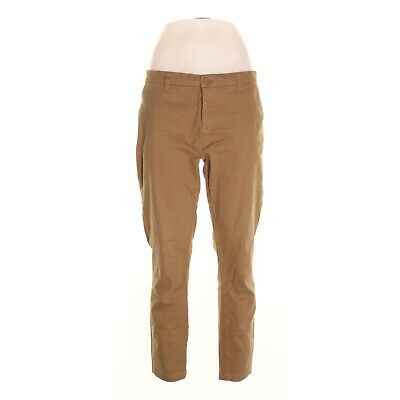 Lager 157, Chinos, Size: M, Relaxed, Brown, Cotton/Elastane