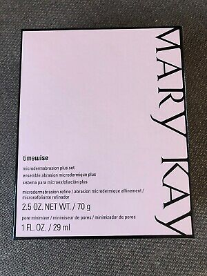 Mary Kay Timewise Microabraision Plus Set  FREE SHIPPING Brand New!!