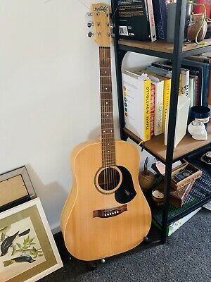 "Maton ""natural series"" acoustic guitar"