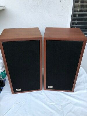 Epi M100 Speakers Usa Made By Epicure