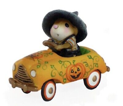 Wee Forest Folk LTD Halloween Pedal Pusher