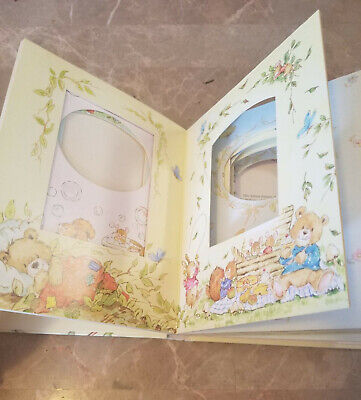 Briar Wood Baby Photograph Album