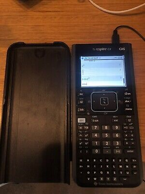 Texas Instruments Ti Nspire Cx Cas Scientific Calculator