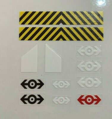 Custom Replacement Stickers for Lego Load n' Haul Railroad 4563