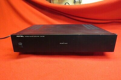 Rotel RB850 Power Amplifier - 100 Watts/Channel