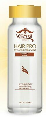 Eternal Spirit Beauty Hair Pro Anti Aging Stem Cells Serum Ampoule