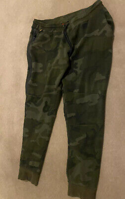 Nike Tech Camo Sweatpants