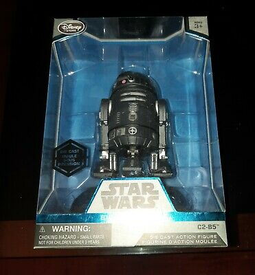 "Star wars elite series C2B5 rogue one metal die cast 6"" disney neuf"