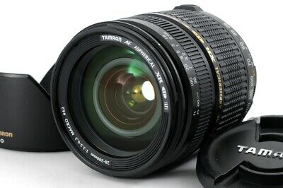TAMRON AF28-300mm F3.5-6.3 XR LD [IF] Macro A06 for Nikon From Japan #3534
