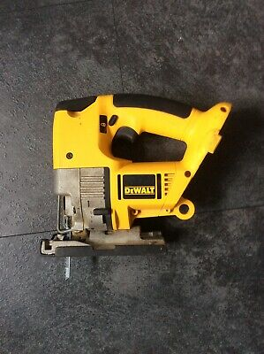 Dewalt DW933 18V XRP Cordless Jig Saw Bare Unit