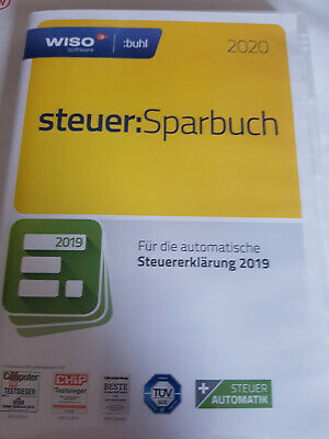 Wiso SteuerSparbuch2020 CD