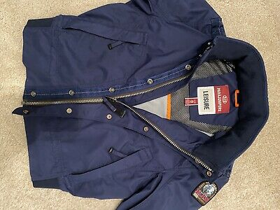 Boys ParaJumper Coat Size 8 Blue Hardly Worn