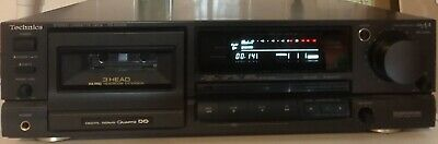 Technics RS-BX606 Tapedeck. EU-Shipping Welcome.