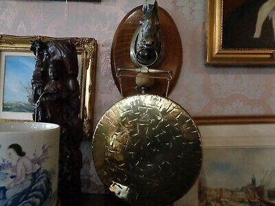 Large antique Gong