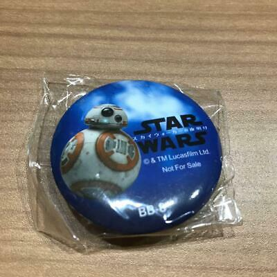 STAR WARS The Rise Of Skywalker BB-8 Can batch with magnet Japan limited