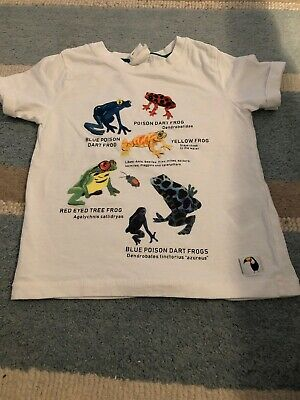 Boys Top From H&M Age 2-3 Worn Once